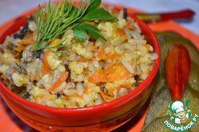 Каша по-монастырски в мультиварке - кулинарный рецепт