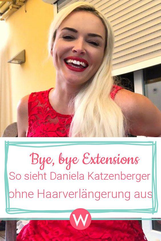 Daniela Katzenberger Frisuren Hammer Die Haare Sind Ab Frisuren