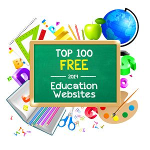 Top 100 Free Education Sites of 2014