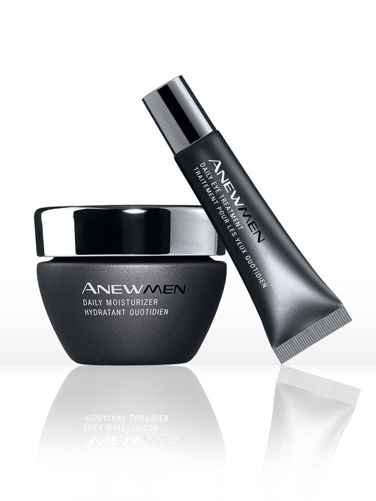Online Exclusive! Try Anew Men Daily Moisturizer and Daily Eye Treatment at my eStore! #AvonRep