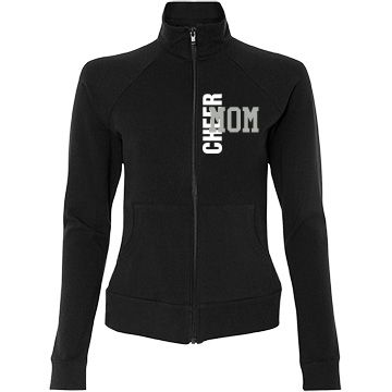 Yes Please.. Its chilly at those competitions!!! Cheer Mom Jacket
