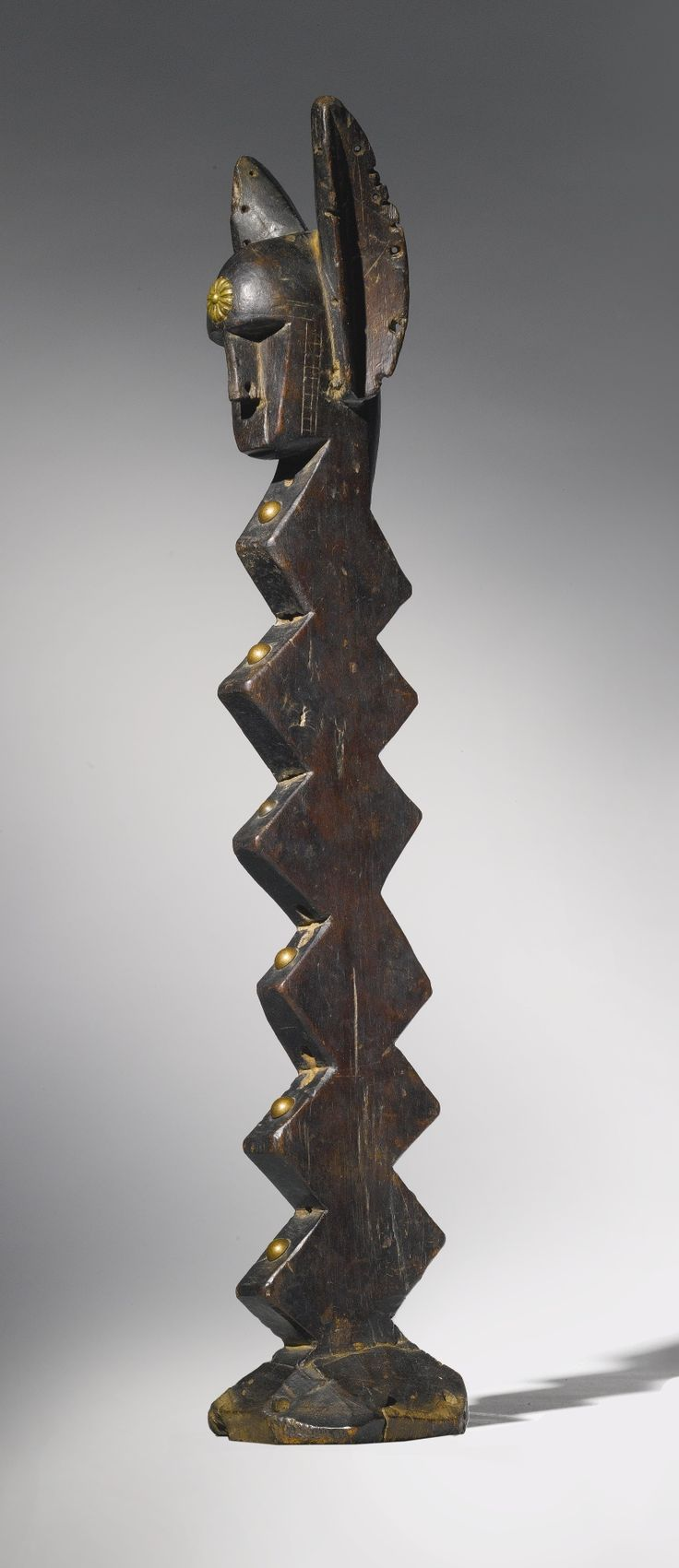 1000 Images About African Zigzag Sculptures On Pinterest