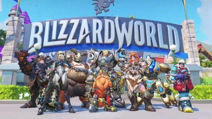 La BlizzCon 2017: Todos Los Nuevos De Supervisión Pieles Basado En El Diablo, StarCraft, Y Otros Juegos De Blizzard