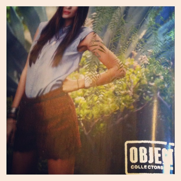 #cover #juneissue #objectcollectorsitem #ad #summertime