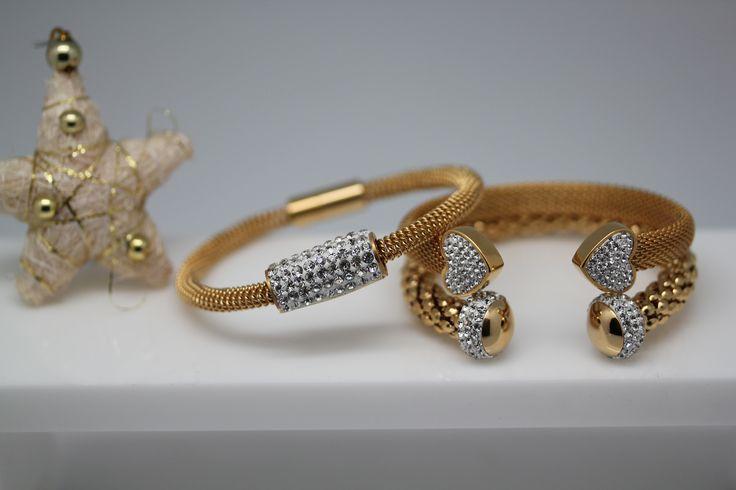 Coleção em Aço - Bastta Bijoux