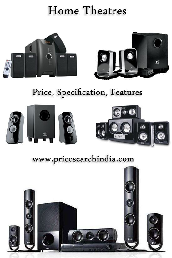 """Hey Guys, know the Price, Specification, Features and Reviews of the best """"Home Theatres"""" with us."""