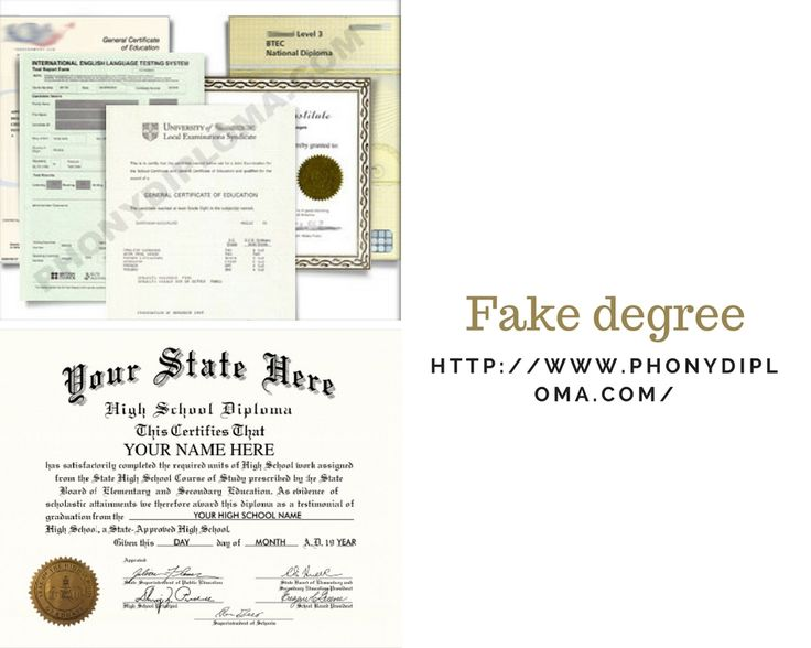 11 best Fake College Degree and Diploma Replica Diploma Online - high school diploma on resume