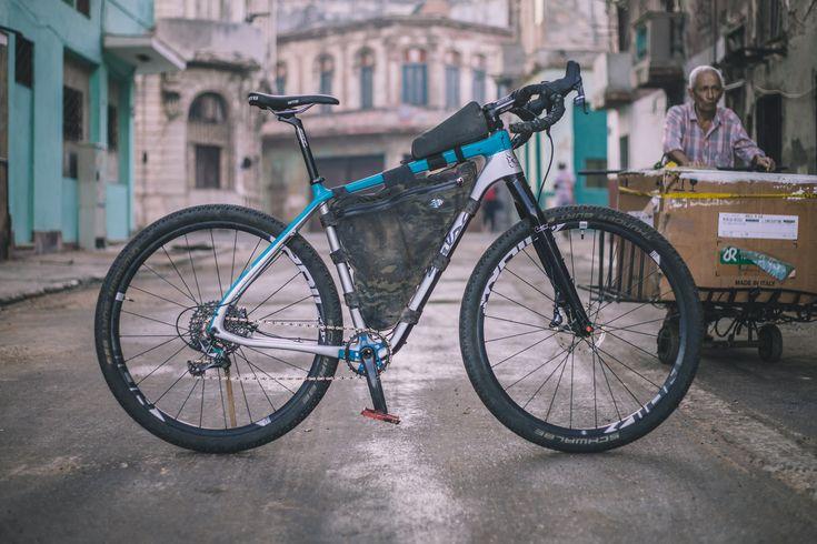 Salsa Cutthroat Review, Bikepacking