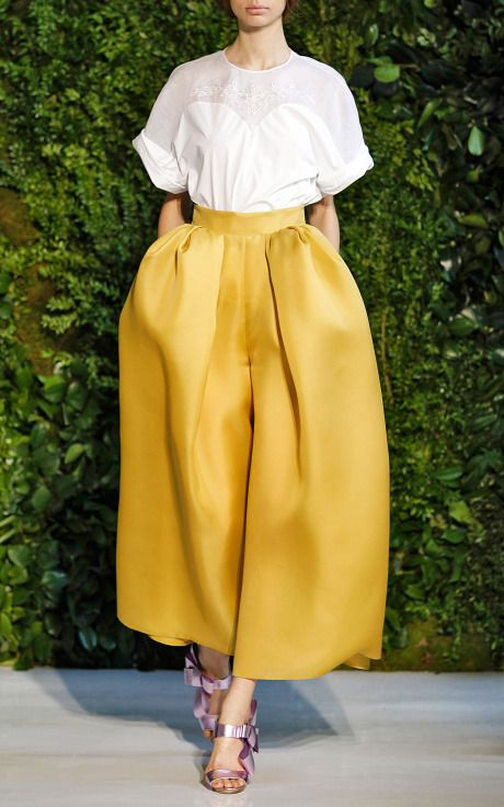 Delpozo Spring/Summer 2014 Trunkshow Look 18 on Moda Operandi