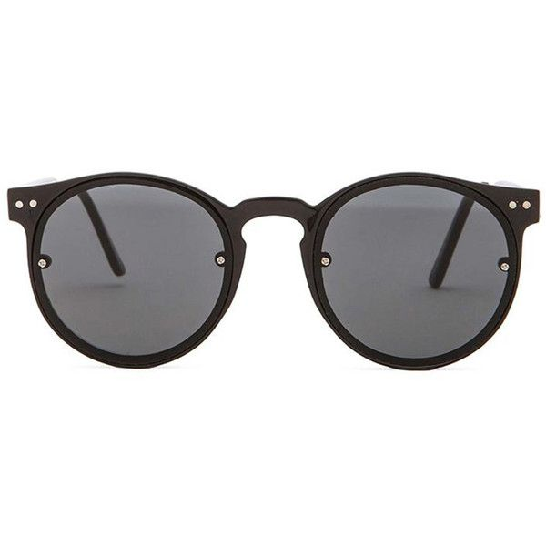Spitfire Post Punk ($39) ❤ liked on Polyvore featuring accessories, eyewear, sunglasses, glasses, spitfire sunglasses, punk glasses, punk sunglasses and spitfire glasses
