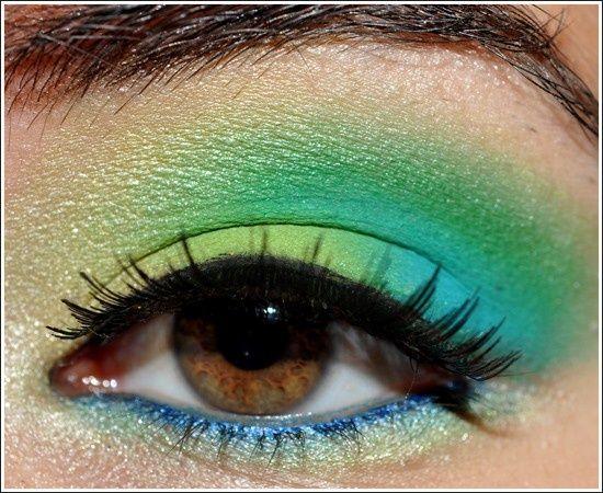 Consejos para tu maquillaje: Sombras de Ojos