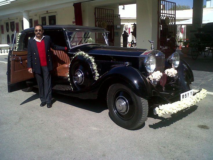 7 best Rolls-Royce Cars of Maharaja Vijaysinhji of Rajpipla images