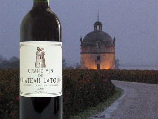 Grand Vin - Chateau Latour