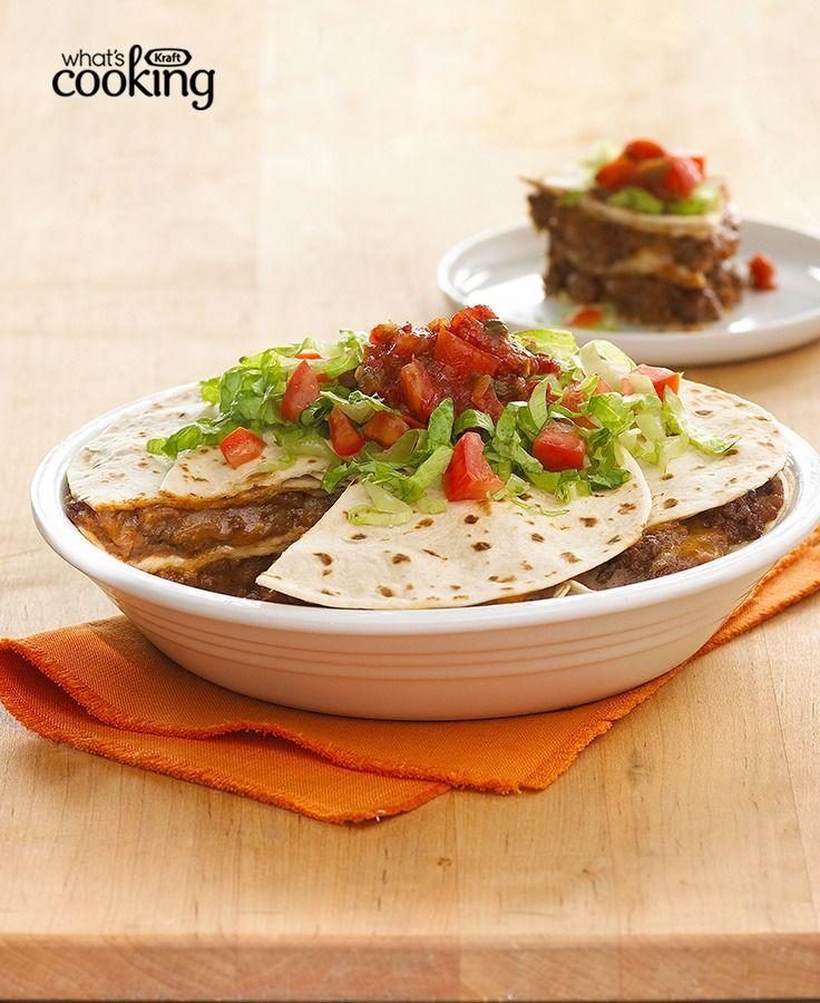 Burrito Bake #recipe