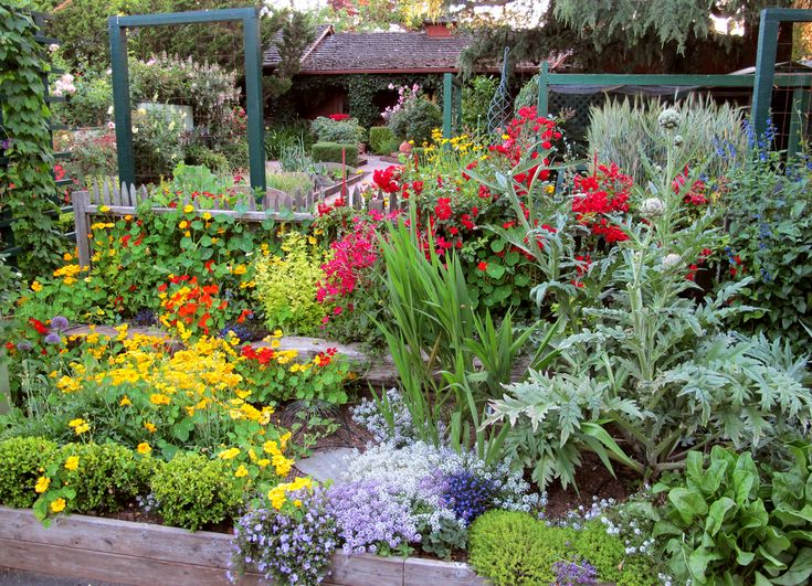 233 Best Images About Raised Beds Retainer Gardens Front 400 x 300