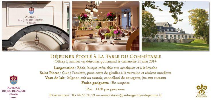 26 best spa d tente bien tre images on pinterest - La table du connetable chantilly ...
