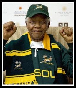 Mandela, il buon compleanno più bello: a cantare sono gli Springboks