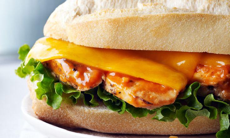 Un  sandwich « typiquement canadien »