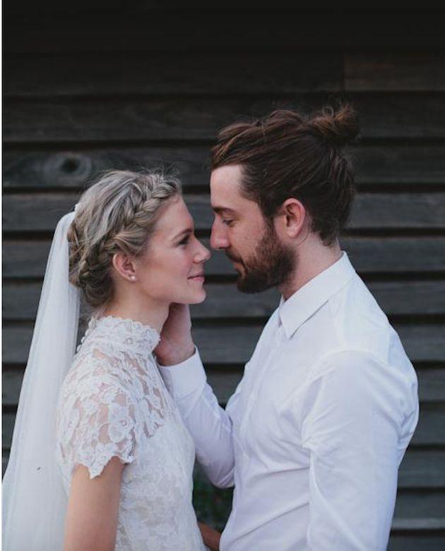 We love this cool groom's style | Bridal Musings Wedding Blog