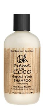 Bumble and Bumble- Creme de Coco reminds me of the beach