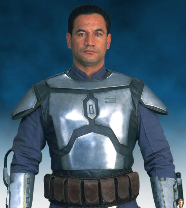 BOBA FETT Movie May Hired Jango Actor Temuera Morrison