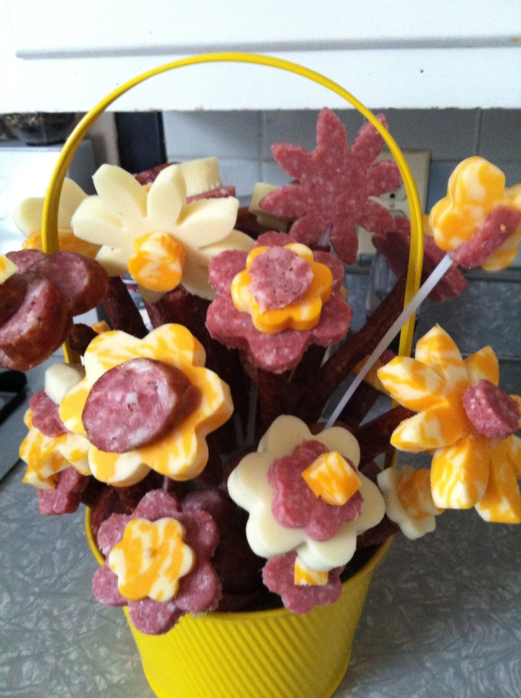 14 Best Images About Meat Bouquets On Pinterest Skewers