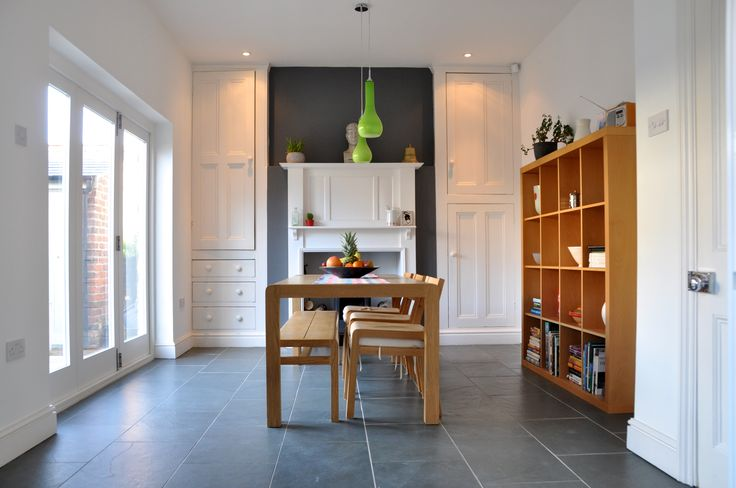 Creative storage design by Richard, #architect on Design for Me. #shelving unit cupboards | Get matched with the right design professional for your home project on www.designforme.com