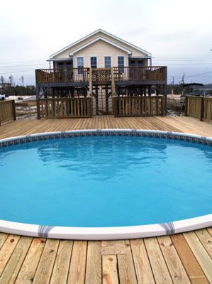 1349 W Lagoon Ave A&B, Gulf Shores, AL 36542, USA - Vacation Rental Duplex in West Beach area - real estate listing