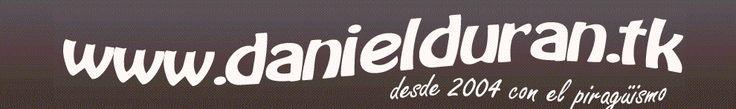 www.danielduran.tk, la web del piragüismo