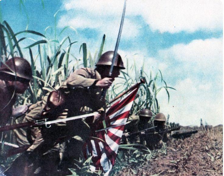 Kokoda. Lieutenant Colonel Hatsuo Tsukamoto. Leadz a attack of the 5th army marines 1942