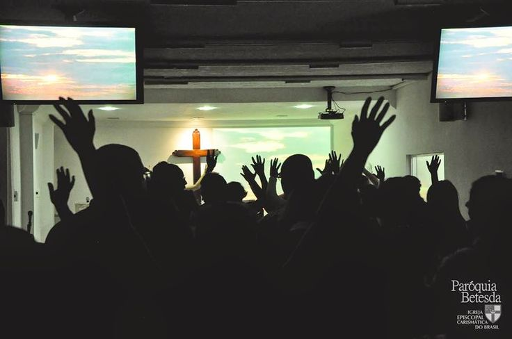 Igreja Episcopal Carismática do Brasil - Paróquia Betesda: Fotos - Curso de Intercessão