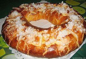 Receta de Roscón de Reyes definitivo (Thermomix) Posteriormente patrocinada por Tulipan, pero se hace con mantequilla!