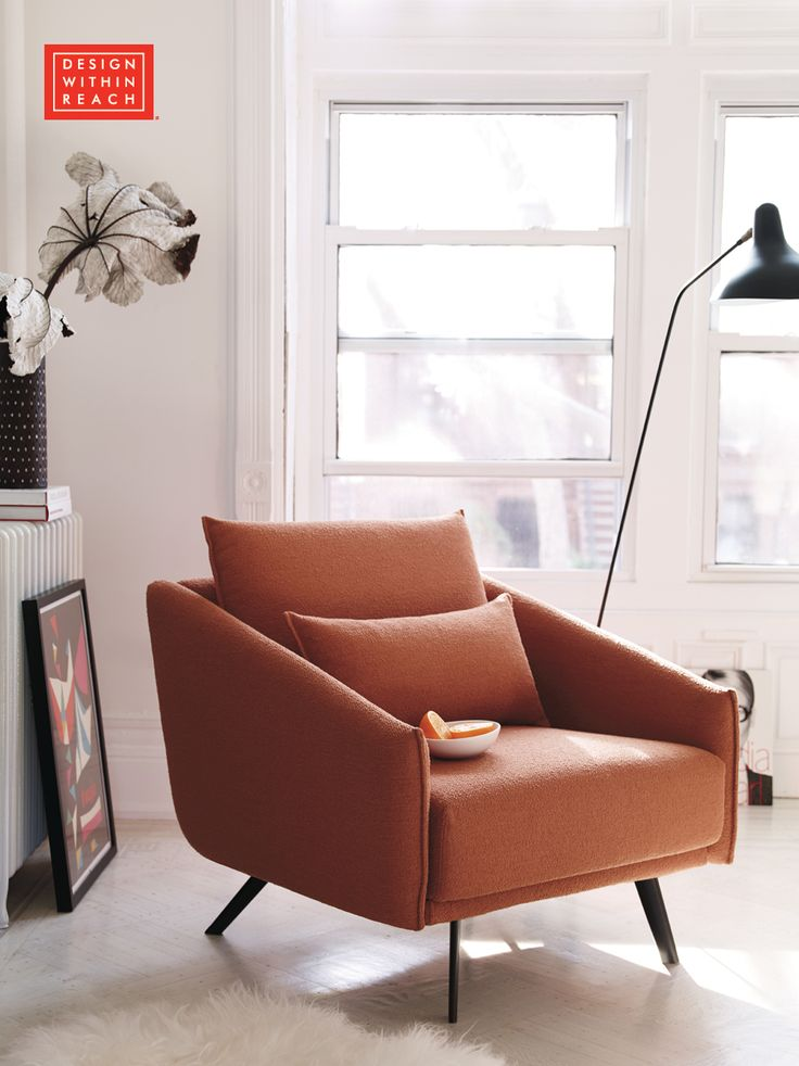 Costura Armchair Armchairs Mid Century Armchair And Mid
