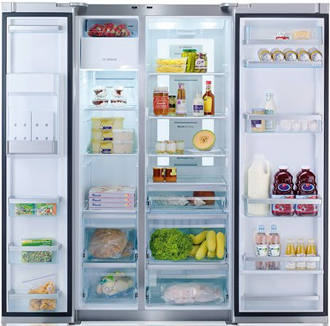 Buy latest Bosch Refrigerators for your kitchen from Able Appliances today.