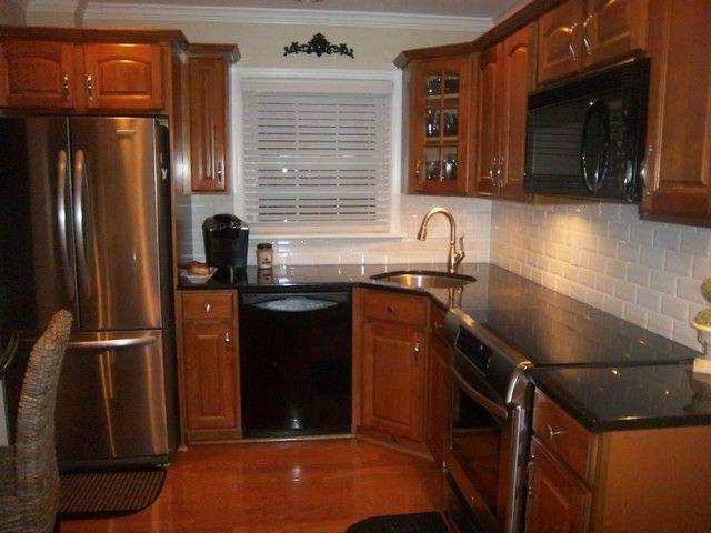 chosing a backsplash with black granite counters kitchens forum