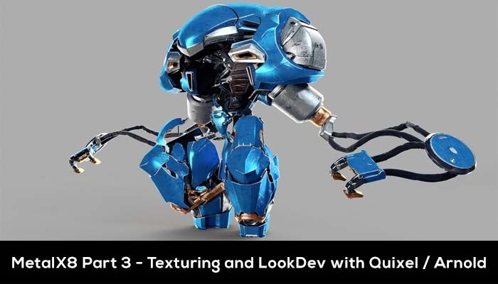 Gumroad - MetalX8 Part3 - Texturing and LookDev with Quixel / Arnold http://gfxzero.com/gumroad-metalx8-part3-texturing-lookdev-quixel-arnold/ ---------------------------------------------------------------- #gumroad #metalx8 #part3 #texturing #texture #lookdev #quixel #arnold #3d #rendering #render #3drender #gfx #watch #course #online #free #gfxzero