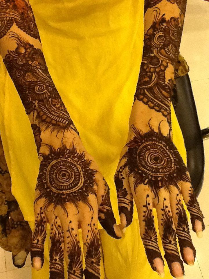 henna#mehndi#arabicstyle#mandala.