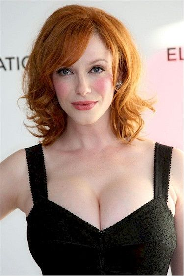 Today's Beauty Secret: Christina Hendricks – @orglamix