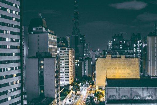 건축물, 도시, 여행, 사업, 야외 활동, 건물, 하늘