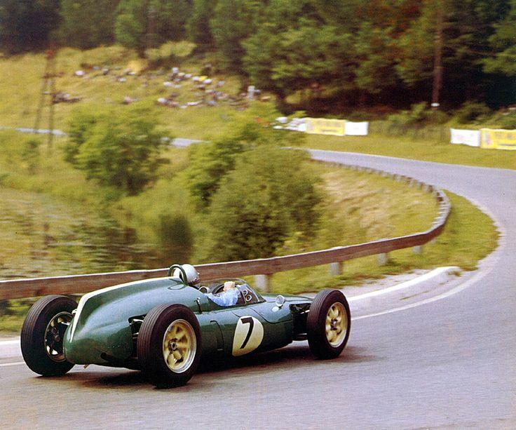1961 Bruce McLaren, Cooper T53