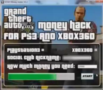 GTA V Money Hack