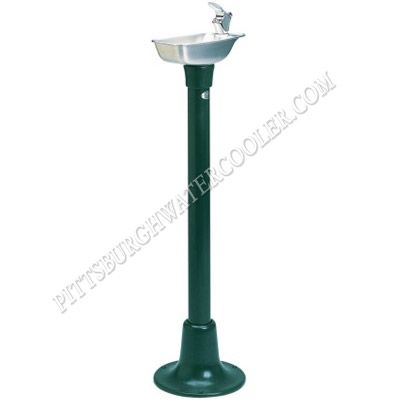 Halsey Taylor 4616 Outdoor Drinking Fountain - Pittsburgh Water Cooler