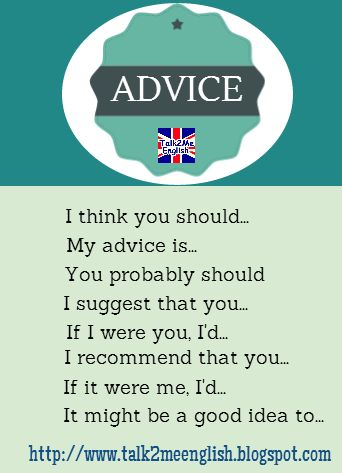 Simple ways to give advice in English | EF English Live