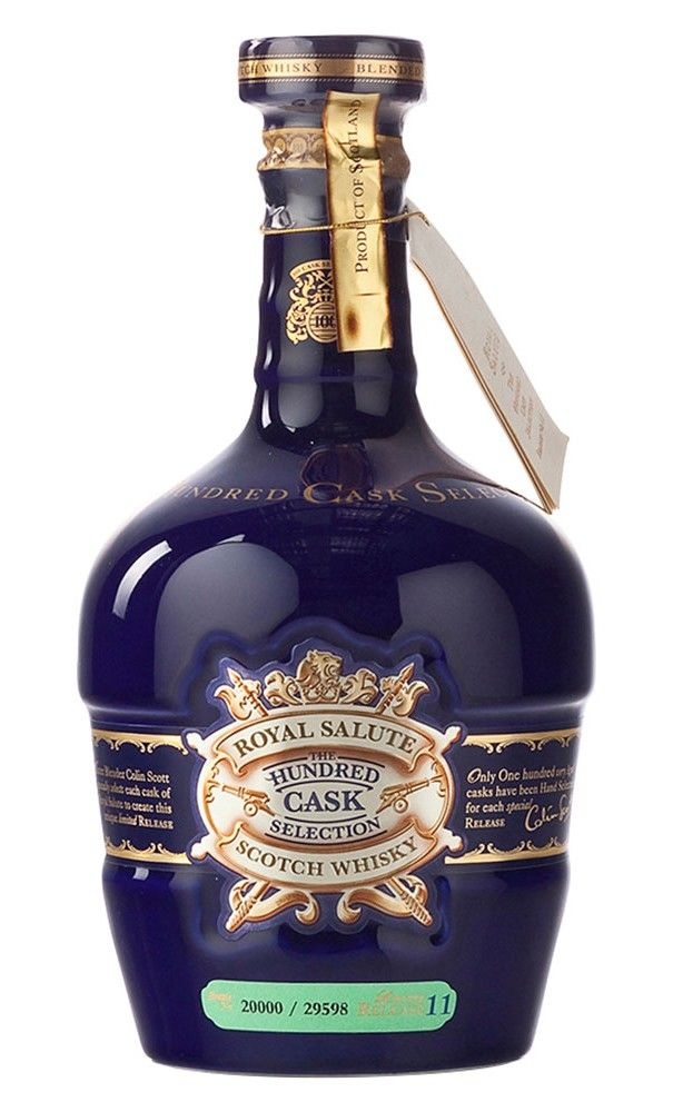 Chivas Royal Salute One Hundred Cask | Buy Scotch Whisky Online