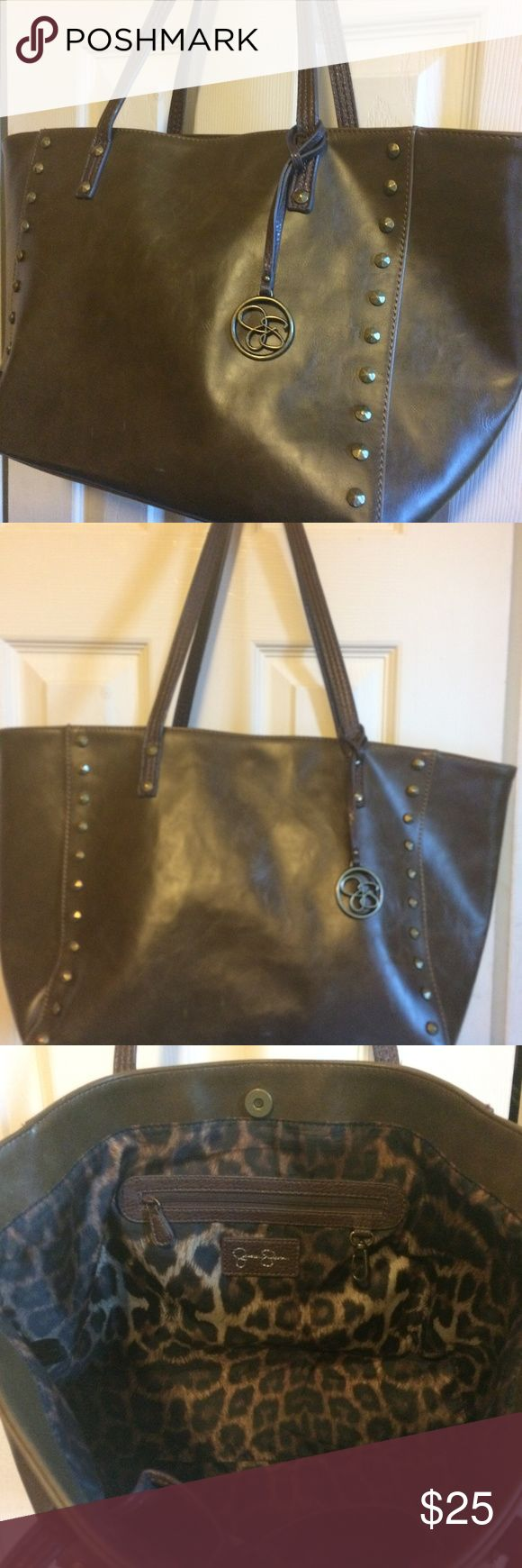 POCKETBOOK Jessica Simpson large tote. Never used, in great condition. Plenty of room Jessica Simpson Bags Totes