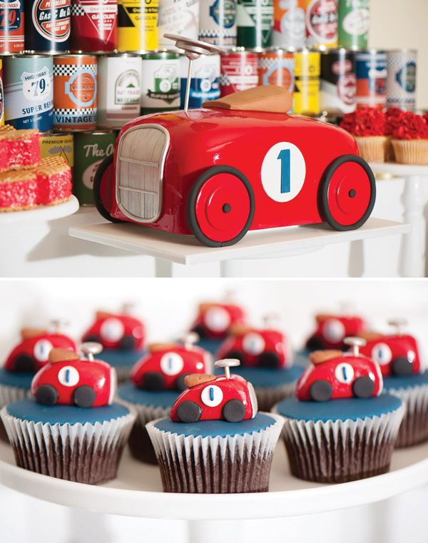 Best Ford Themed Birthday Party Images On Pinterest Kid