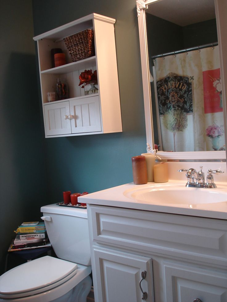 17 best sherwin williams moody blue images on pinterest - Eggshell paint in bathroom ...
