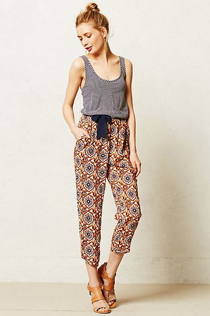 Thebe Romper #anthropologie #anthrofave
