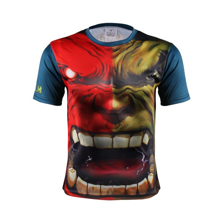 3d t shirt High quality 2016 new superhero batman superman shirt quick dry 3 d fitness. Click visit to buy #TShirt