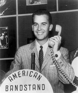 I remember watching American Bandstand with Dick Clark when I was in